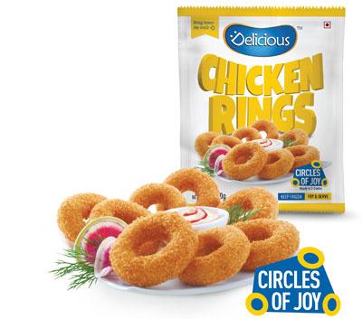 Chicken-rings